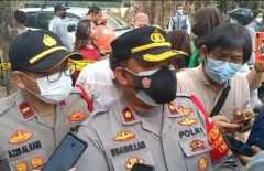 Polisi: Pekerja di Tangerang tewas dalam gorong-gorong diduga hirup gas